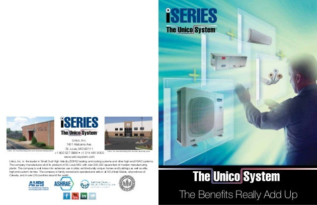 unico ductless and duct heating cooling system available at unique in u2026