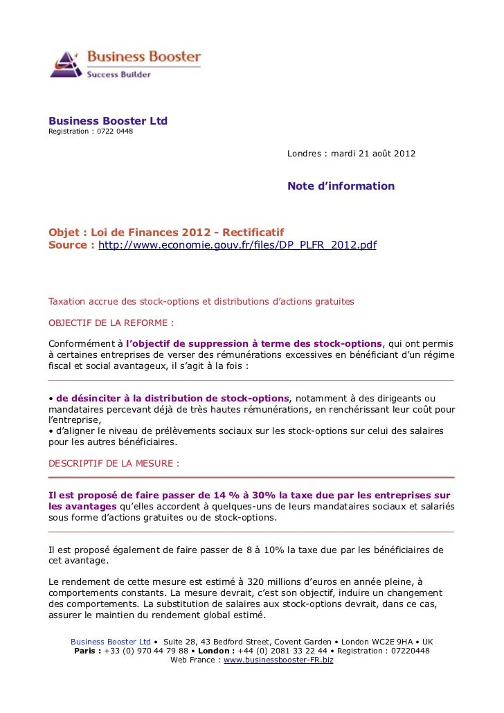 Business Booster LtdRegistration : 0722 0448                                                          Londres : mardi 21 a...