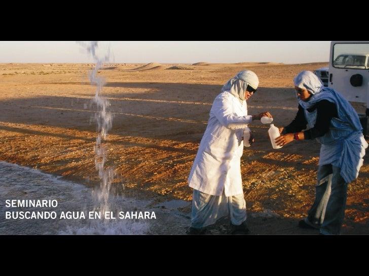 ISFA.  Sahara Historia Slide 1