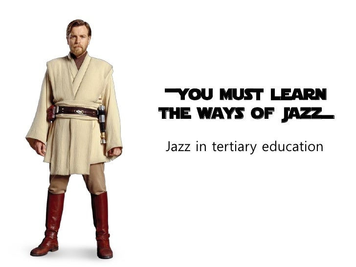 The Jazz is strong in this one ISFC Slide 3