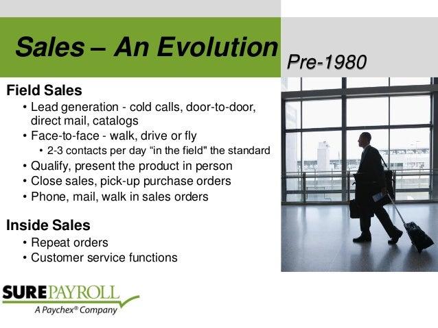 Avoid Using an Obsolete Sales Approach