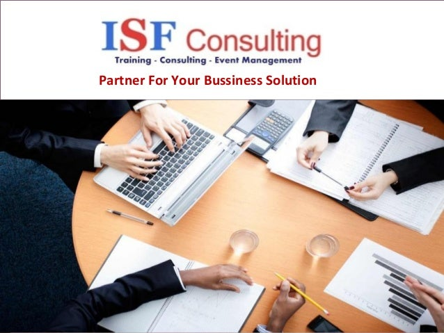Partner For Your Bussiness Solution