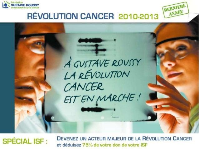 5 bonnes raisons pour devenir un acteur majeur de la Révolution Cancer