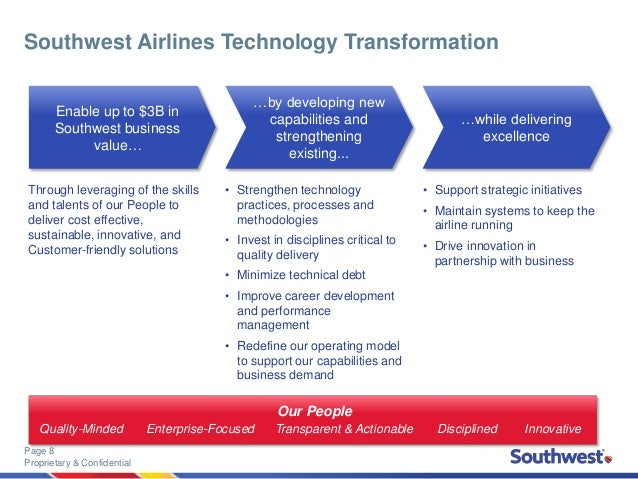 a company background and business model in southwest airlines inc How to start an airline of your own  something that only one other scheduled carrier, southwest airlines,  president of paradise valley securities inc, a small investment-banking company.