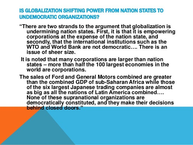 is globalization good or bad essay The purpose of this paper is to analyze the criticisms of globalization by comparing and contrasting the positive and negative effects as they pertain to both pro-globalization and.