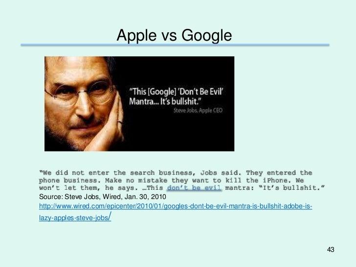 "Cerita di Balik Kata ""Don't Be Evil"", Slogan Kontroversi Milik Google"