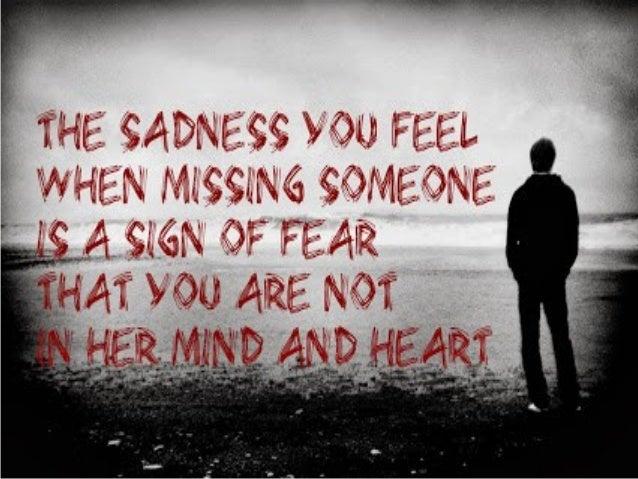 Broken heart relationship