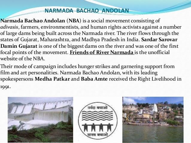 narmada pond dam instance study