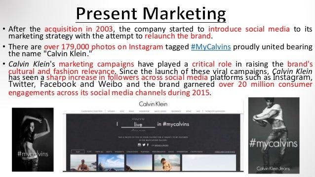 Effects of Calvin Klein Marketing  6. 47a20d1dd