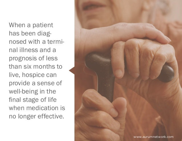 Is Hospice Care Right for Your Loved One? Slide 3