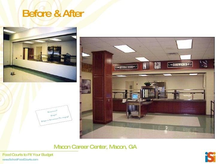 Macon Career Center, Macon, GA Before & After ...