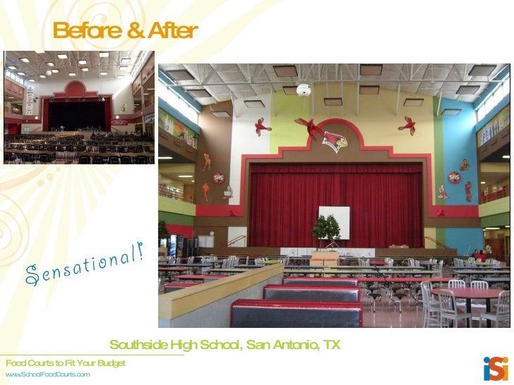 Before U0026 After Southside High School, San Antonio, TX ...