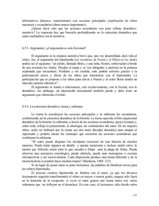 Isidro Moreno Historia Y Discurso Hipermedia