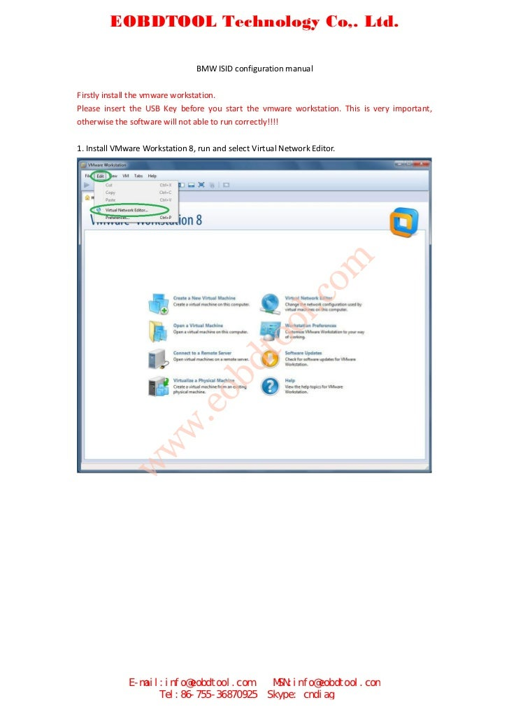 Vmware using workstation 8 8. 0 operating instructions ws80 ug.