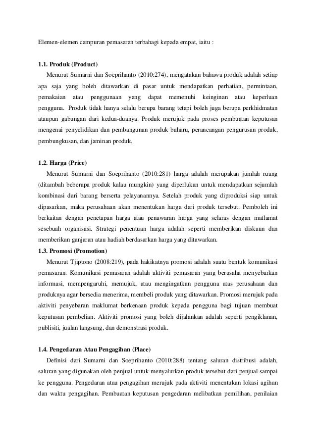 Contoh Kerja Kursus Pengajian Perniagaan Tingkatan 6 Penggal 3 2015