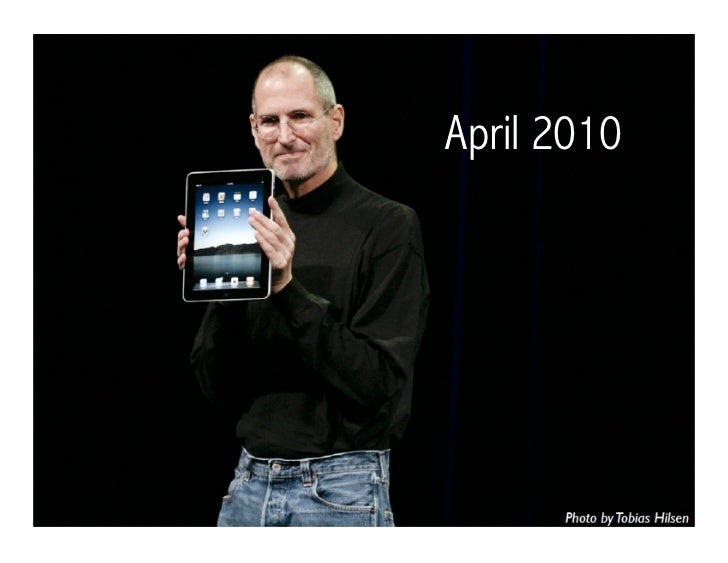 is the ipad disruptive technology chapter 3 The new steve jobs biography details the apple co-founder's plans to disrupt the textbook industry but just how disruptive were his plans.