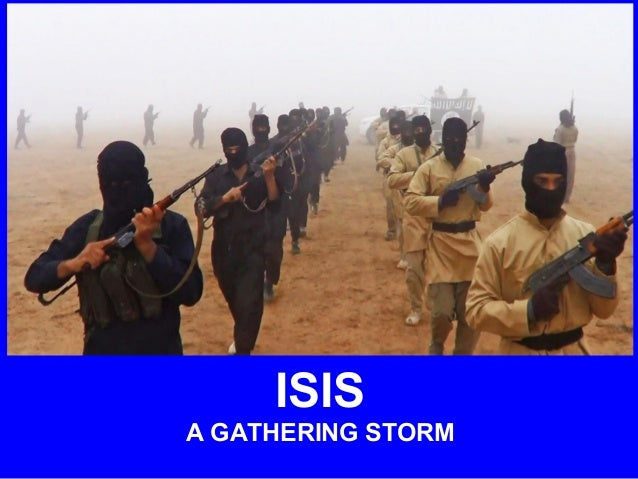 ISIS A GATHERING STORM