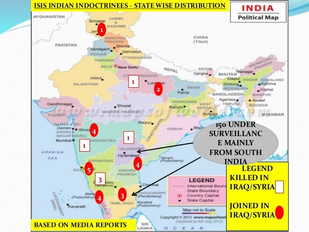 Image result for ISIS in South Asia