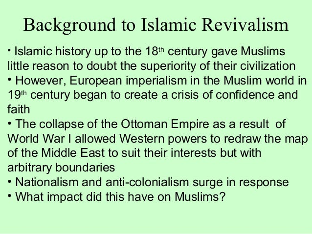 Islamic revival