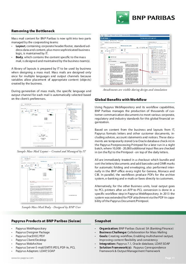 Solutions Catalog # 3 by ISIS Papyrus Software