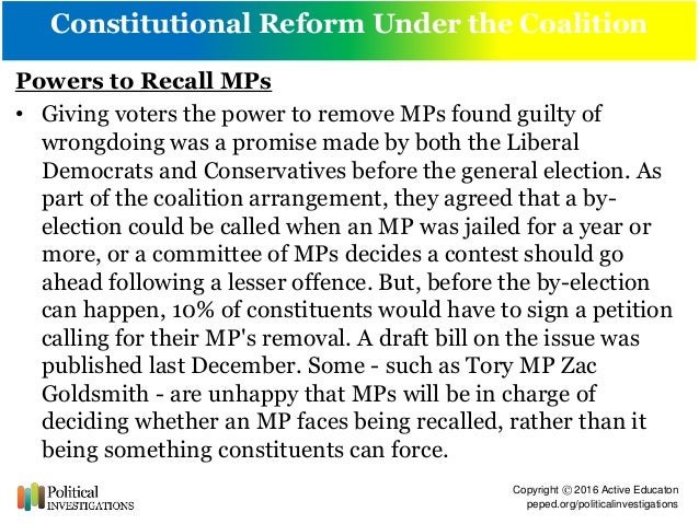 constitutional reform since 1997 essay To what extent have constitutional reforms since 1997 reduced the power of the uk government by abbteq to what extent have constitutional reforms since 1997 reduced the power of the uk constitutional reform is the process of changing the way in which a country may be governed.