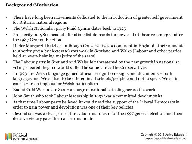 'the constitution is no longer fit The uk constitution is no longer fit for its purpose because there is now more individual power and less power towards the monarchy, people in parliament and .