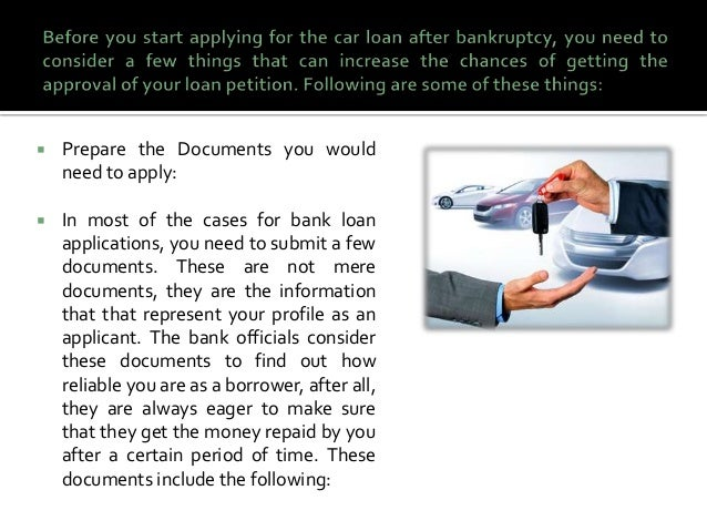 how to get loan on your car