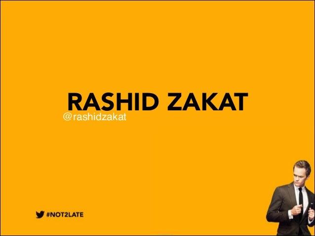 RASHID ZAKAT @rashidzakat