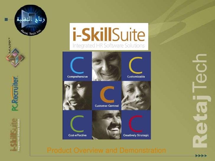 I-Skill Suite