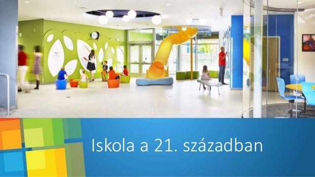 Iskola a 21. században