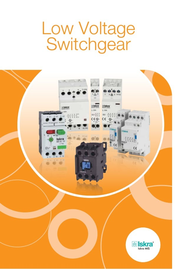 Low Voltage Data : Iskra low voltage switchgear