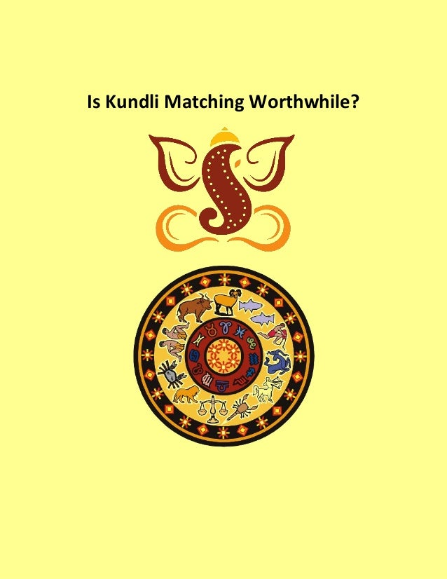 Kundli Matching Free