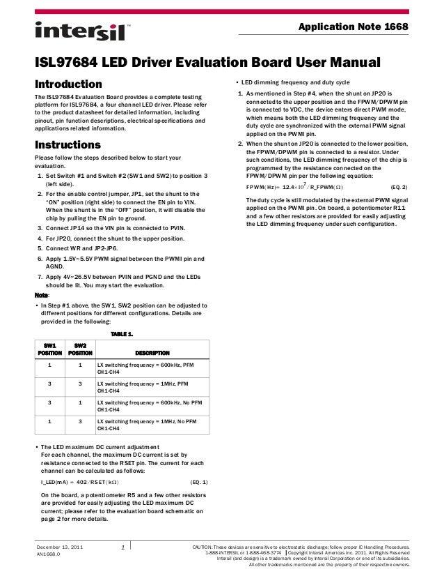 Jp1 pfm manual