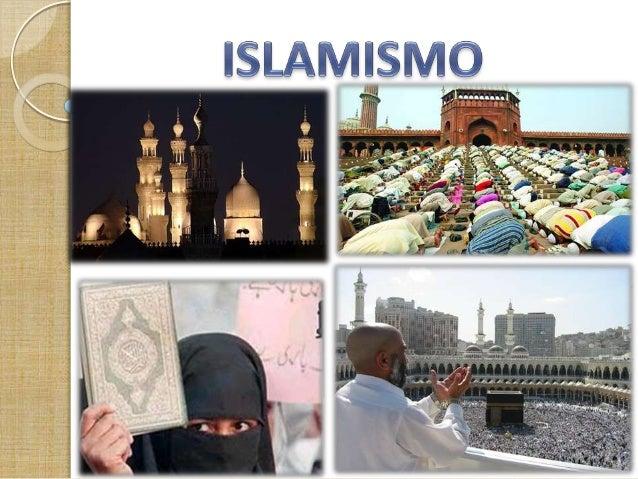 RELIGIÓN Es una religión monoteísta abrahámica cuyo dogma de fe se basa en el libro del Corán, el cual establece como prem...