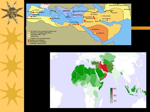 ORGANIZACIÓNORGANIZACIÓN POLITICAPOLITICA Los árabes estaban organizados en tribus Tenían un líder Tenían un nombre de ...