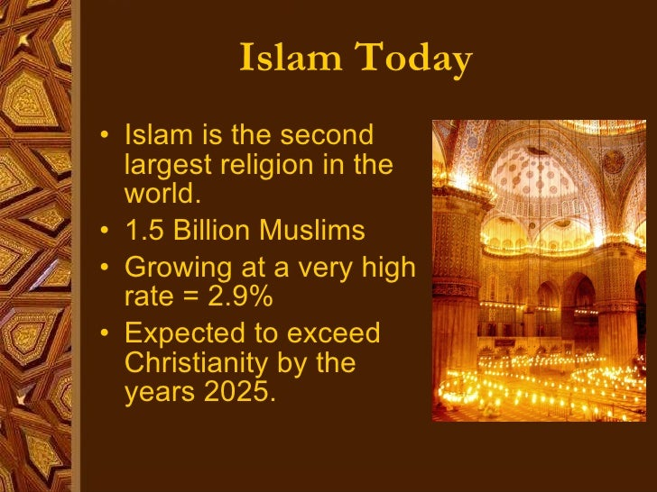 Islam Marketing Beliefs Impact On Business - Religion in the world today