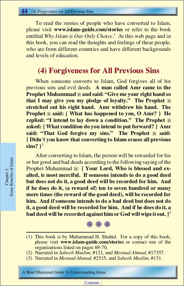 Islam guide pdf
