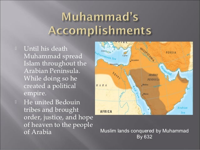 why did the islamic empire spread so quickly