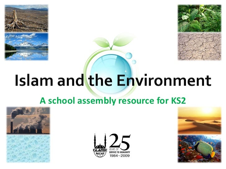 A school assembly resource for KS2