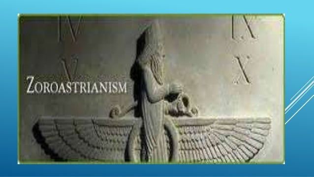 Founder Of Zoroastrianism