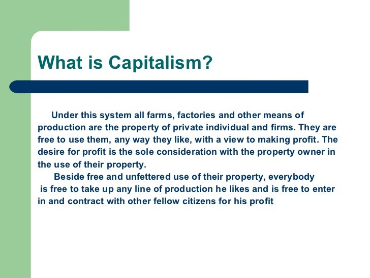pros and cons of capitalism essay Pros and cons essay  pros and cons 1 capitalism free enterprise is now the dominant economic system in the world  pros cons of free trade  nafta pros and cons.