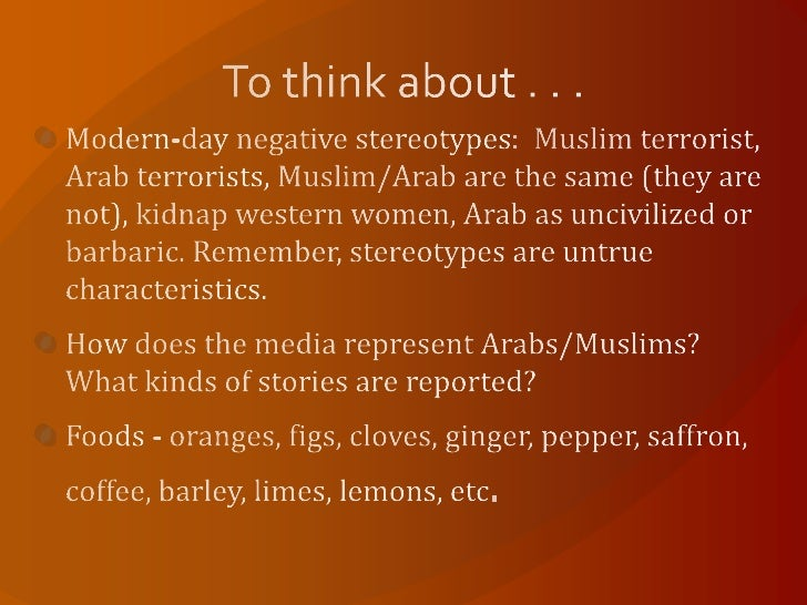the negative portrayal of muslims and the islam by the media Muslims and the media since post september 11  has an immediate role in islam's negative portrayal  in american media, are not as old as islam or muslims.