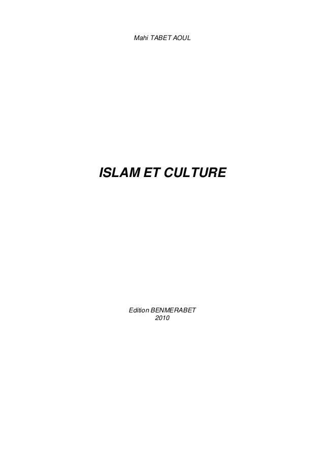 Mahi TABET AOUL ISLAM ET CULTURE Edition BENMERABET 2010