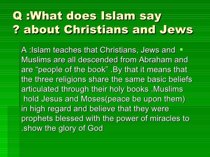 Islam FAQs