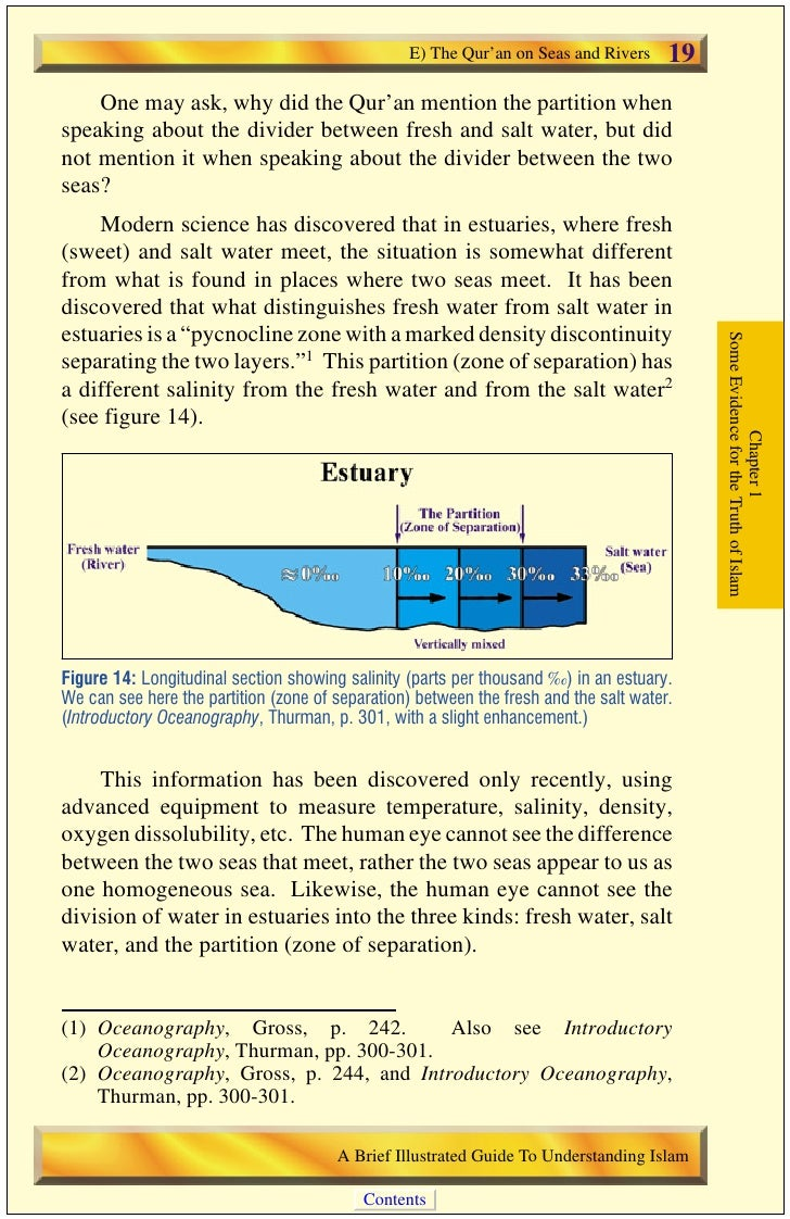 20   F) The Qur'an on Deep Seas and Internal Waves                                            F) The Qur'an on Deep Seas a...