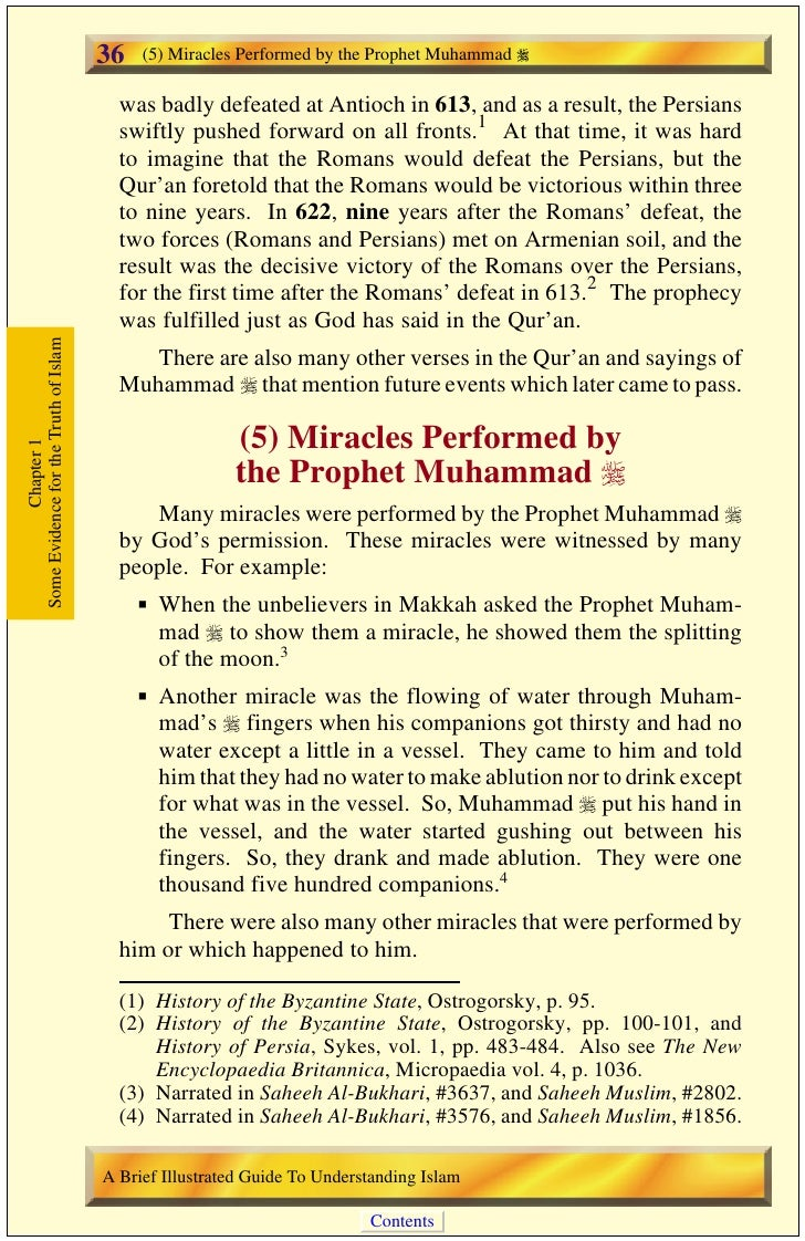 (6) The Simple Life of Muhammad      37       (6) The Simple Life of Muhammad r     If we compare the life of Muhammad r b...
