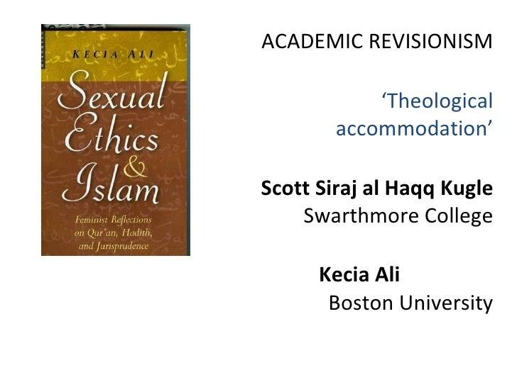Scott siraj al-haqq kugle essay