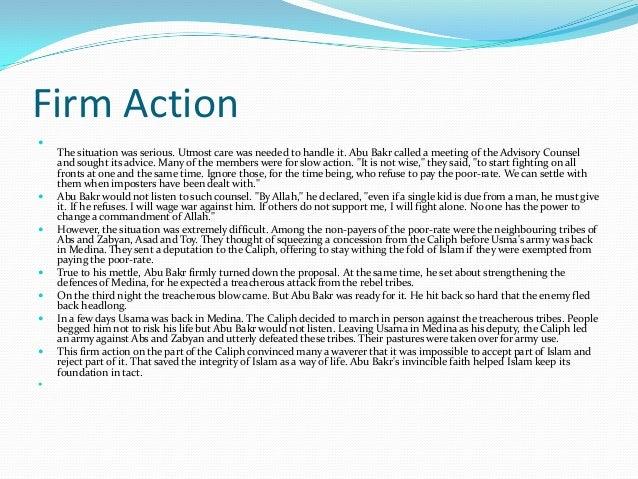 life of hazrat abu bakr siddique in english pdf