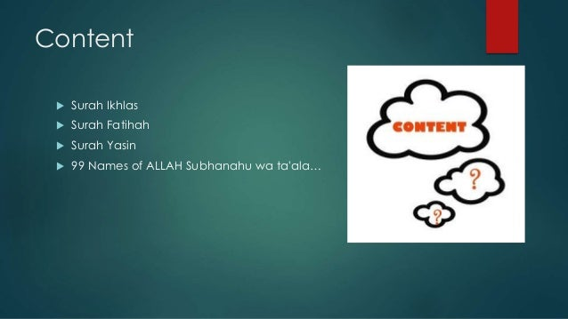 Islamiat project