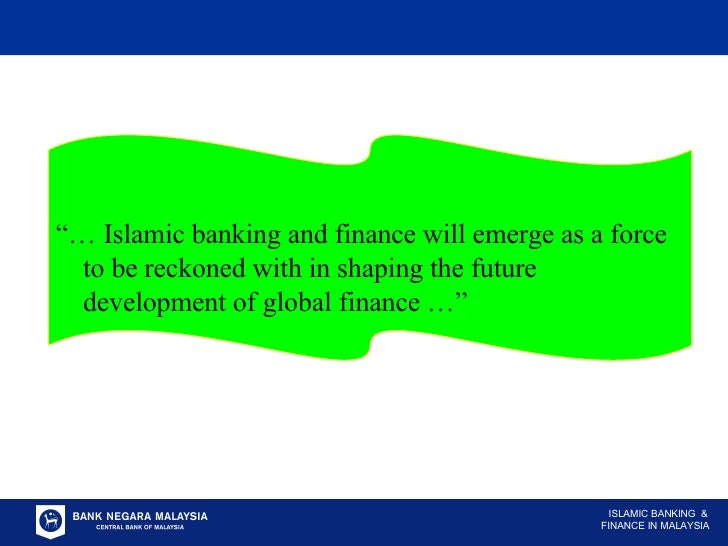 islamic financing in malaysia Purpose – the purpose of this paper is evaluate the interrelations between islamic financing and key economic and financial variables including real output, price level, interest rate and stock prices for the case of malaysia.